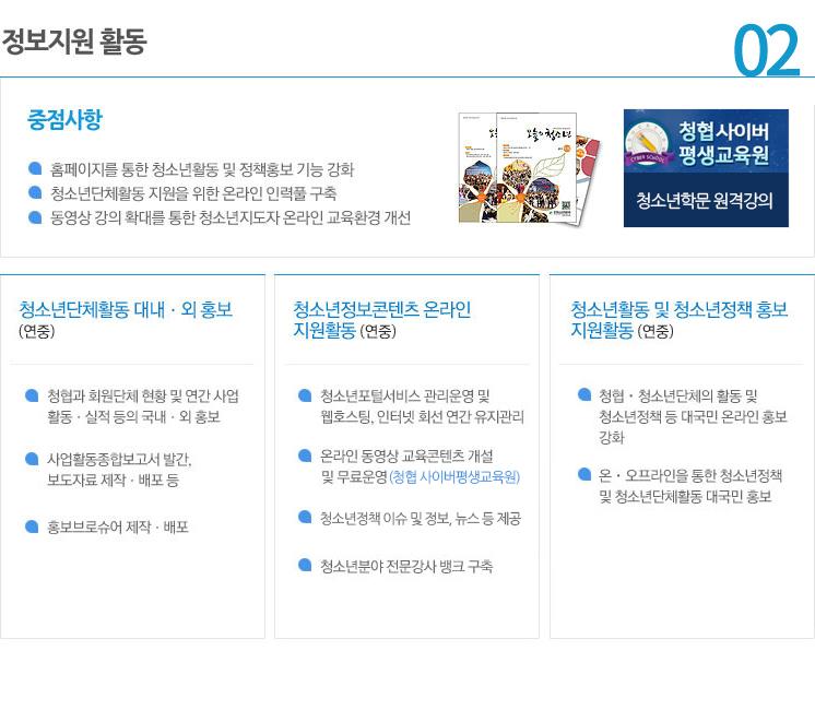 03정보지원 활동